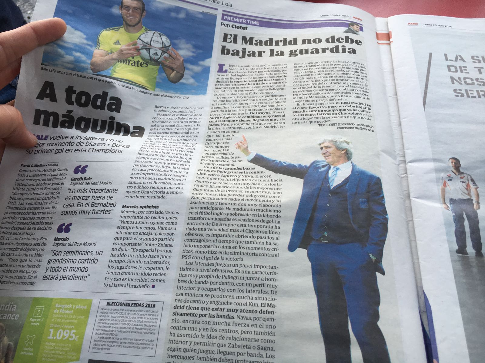 Pep Clotet looks at the teams bidding for Premier League survival, in MARCA