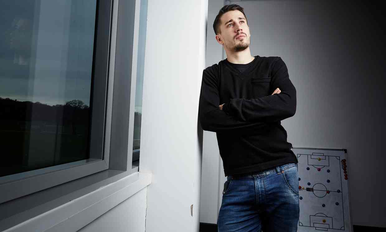 Bojan Krkic tells The Guardian what it was like to be part of a great Stoke performance against Manchester City