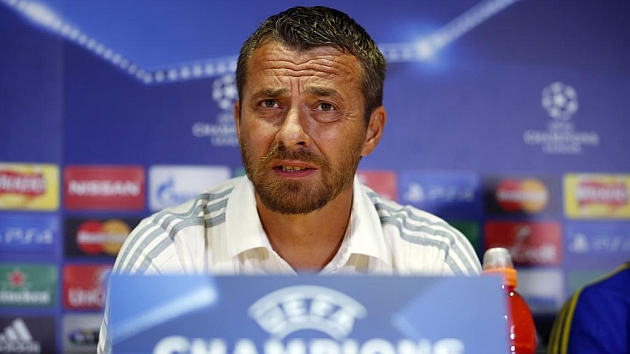 Jokanovic talks to MARCA before his Champions League bow with Maccabi Tel Aviv