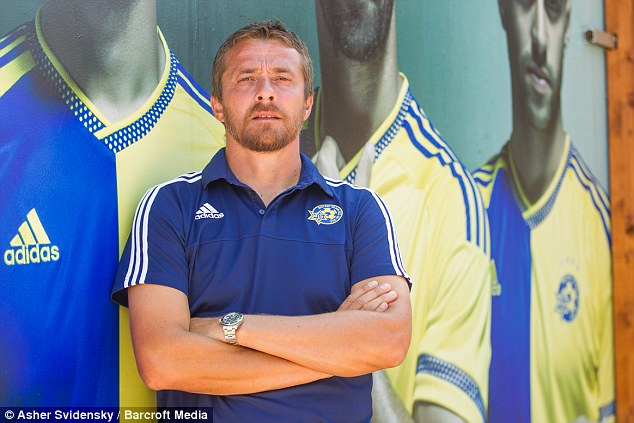 Jokanovic tells the Daily Mail all about his new European challenge at Maccabi Tel Aviv