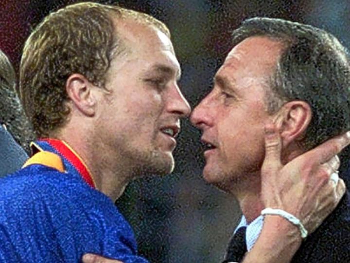 The Independent destaca el exitoso trabajo de Jordi Cruyff en el Maccabi de Tel Aviv