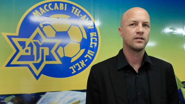 ESPN identify Jordi Cruyff as the driving force behind the Maccabi Tel Aviv revolution