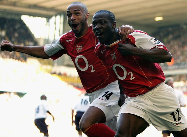 Lauren talks all things Arsenal with former Invincibles teammate, Ray Parlour, on talkSPORT
