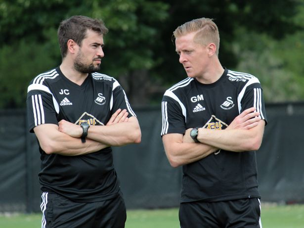 Pep Clotet speaks to The Independent to reveal the key aspects to his role as assistant coach at Swansea