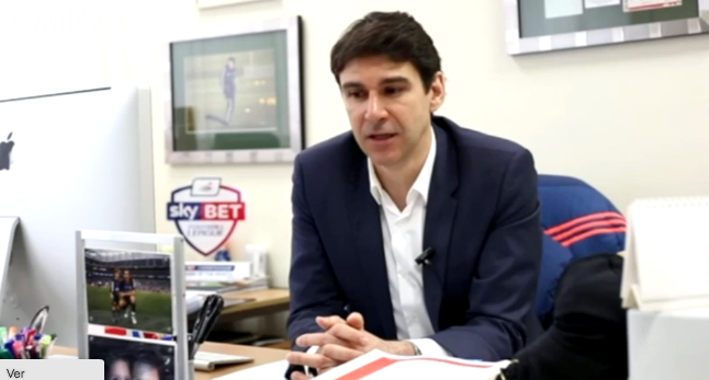Karanka recounts his journey to the Premier League in MARCA