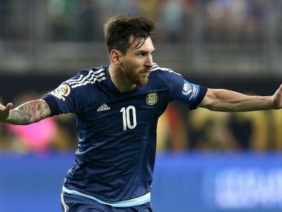Messi Argentina Record Goleador