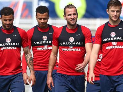 Inglaterra Eurocopa