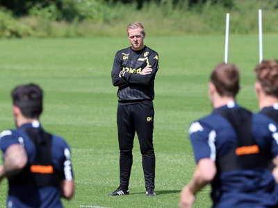 Monk Leeds Trainning Coach