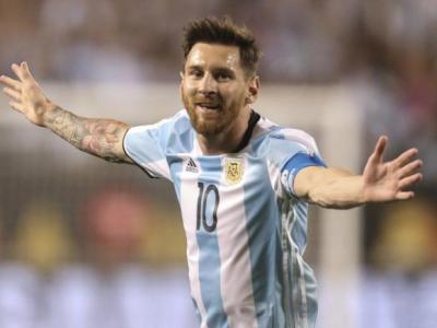 Messi Argentina Leo Lionel Panamá Copa América Centenario