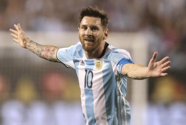 Copa América: ¡Messi marca un hat-trick en sólo 19 minutos!