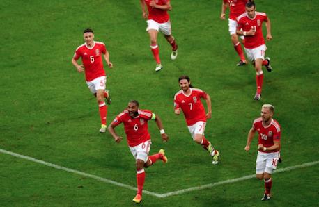 Gales Eurocopa