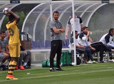 Jokanovic Pochettino Fulham Tottenham Match
