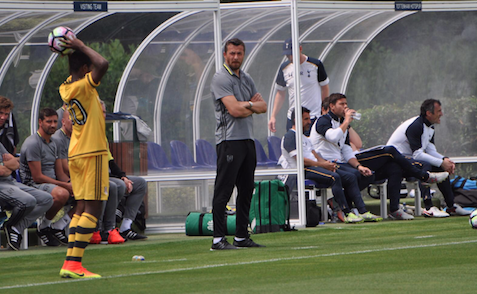 Jokanovic's Fulham continue their progress after victory over Tottenham