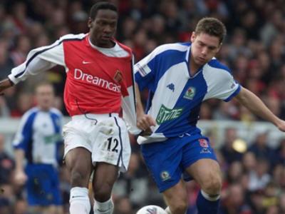 Lauren Arsenal Blackburn Premier League