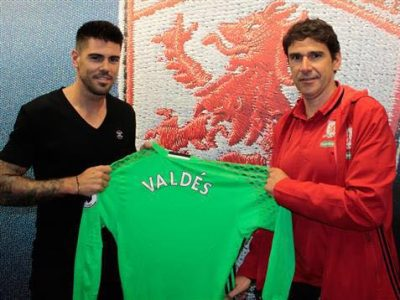 Karanka Valdés Middlesbrough Premier