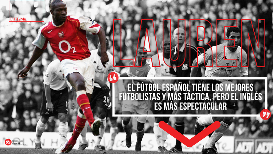 Lauren Marca Plus Arsenal