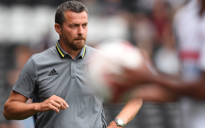 Jokanovic Fulham Football manager England