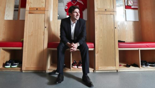 Karanka Premier League The Times Manager Football