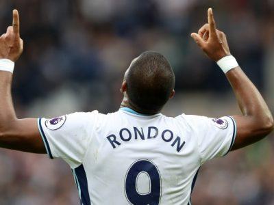 Rondon WBA goal