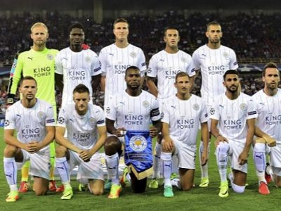 Leicester Champions League