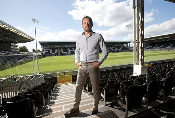 Jokanovic Daily Mail Manager Fulham Championship Football
