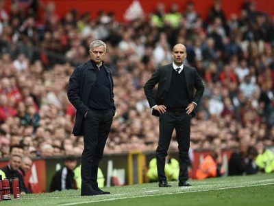 Clotet Manchester Derbi Guardiola Mourinho Football