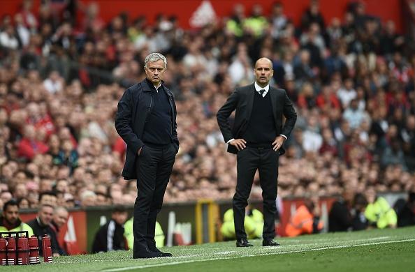 Clotet Manchester Derbi Guardiola Mourinho Football