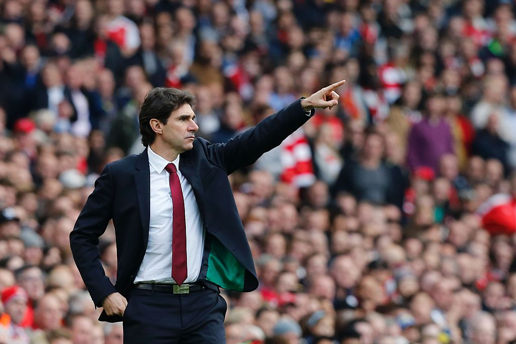 Karanka vs Arsenal