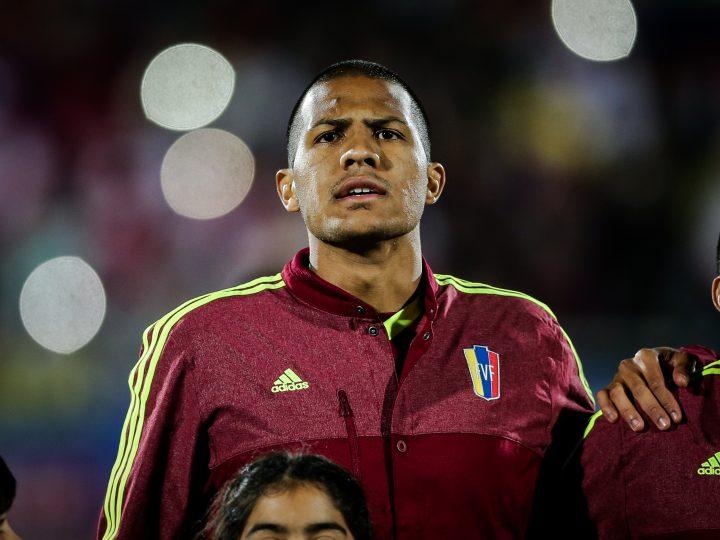 Salomón Rondón motiva a Venezuela gracias a su último video