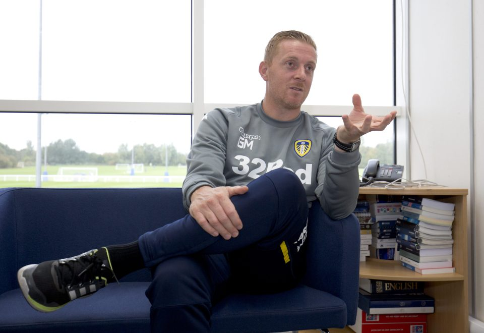 Garry Monk The Sun