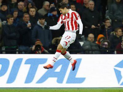 Bojan's goal V West Ham