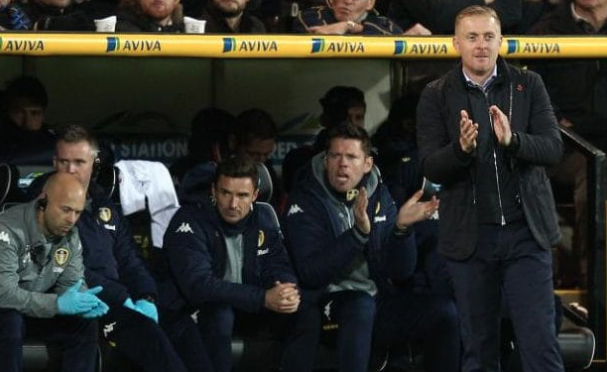 The Telegraph highlights how Garry Monk has steadied the ship at Leeds Utd