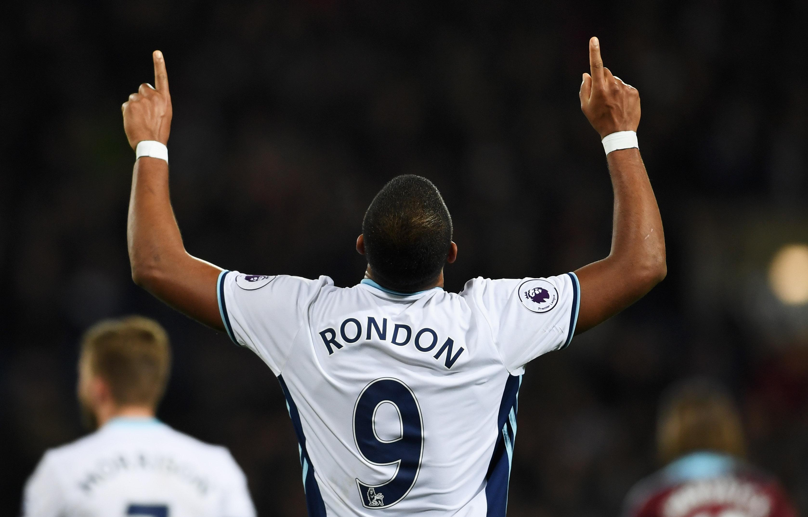 Salomon Rondon stars as Baggies leap into Premier League top half