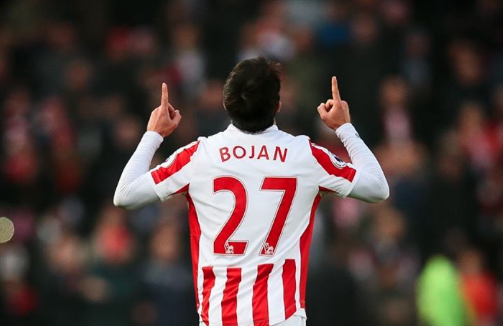 Bojan nets his third of the season in star display against Leicester