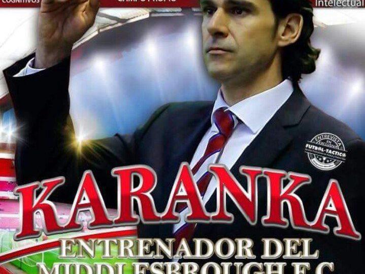 Aitor Karanka analiza en Fútbol Táctico la influencia de sus referentes futbolísticos en su éxito como entrenador