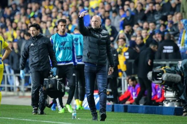 Jordi Cruyff Maccabi Tel Aviv Coach Sports Director