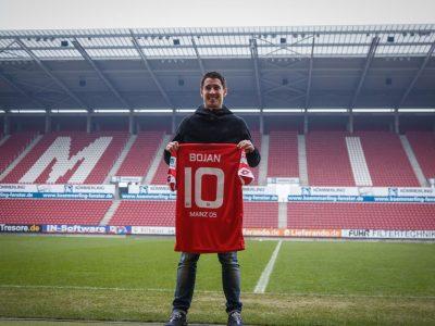 Bojan Mainz 05 Bundesliga