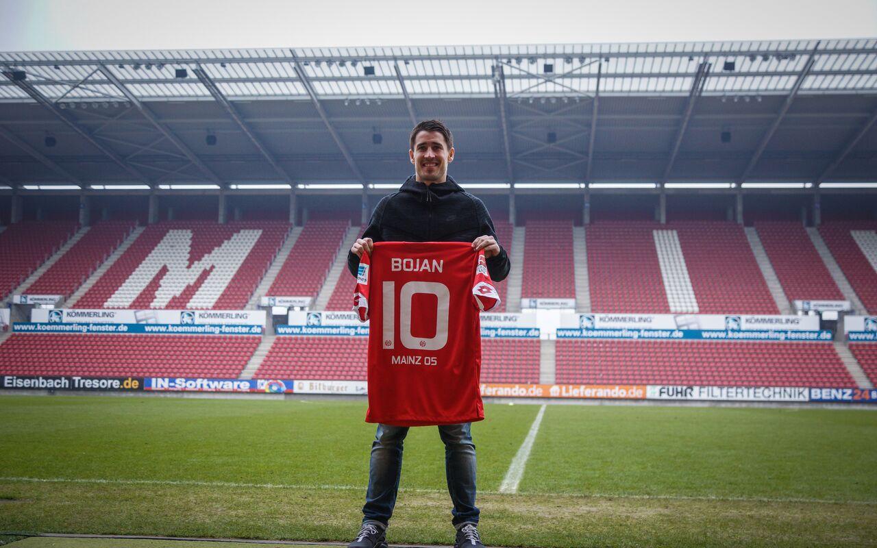 Bojan joins Mainz 05 to become the Bundesliga's latest star