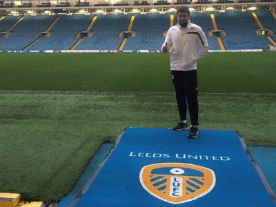 Pep Clotet - Leeds United - Entrevista MARCA