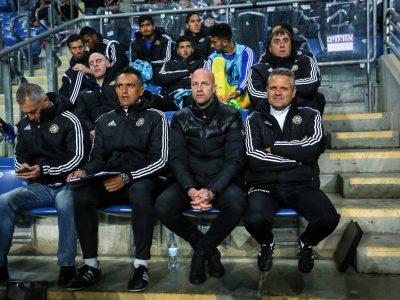 Jordi Cruyff - Director of Football - Maccabi Tel Aviv