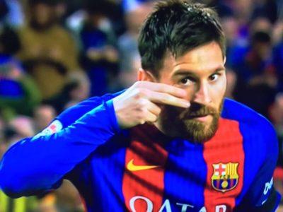 Messi - Para los valientes