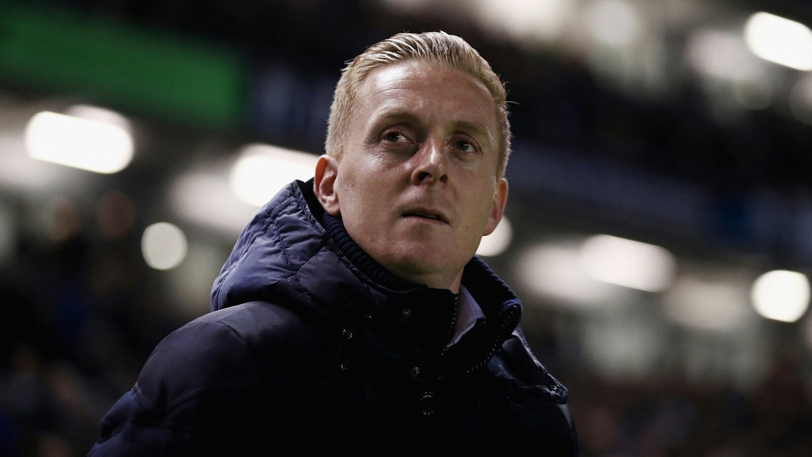 Garry Monk, nominated for Manager of the Month