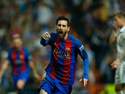 Leo Messi - Real Madrid - Barcelona