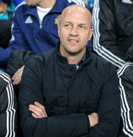 Jordi Cruyff looks back on his UEFA Cup final appearance for Alavés with 'MARCA'