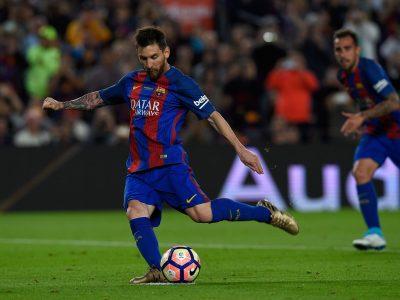 Lionel Messi – Bota de Oro