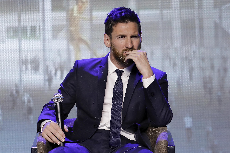 Messi – Parque temático – China