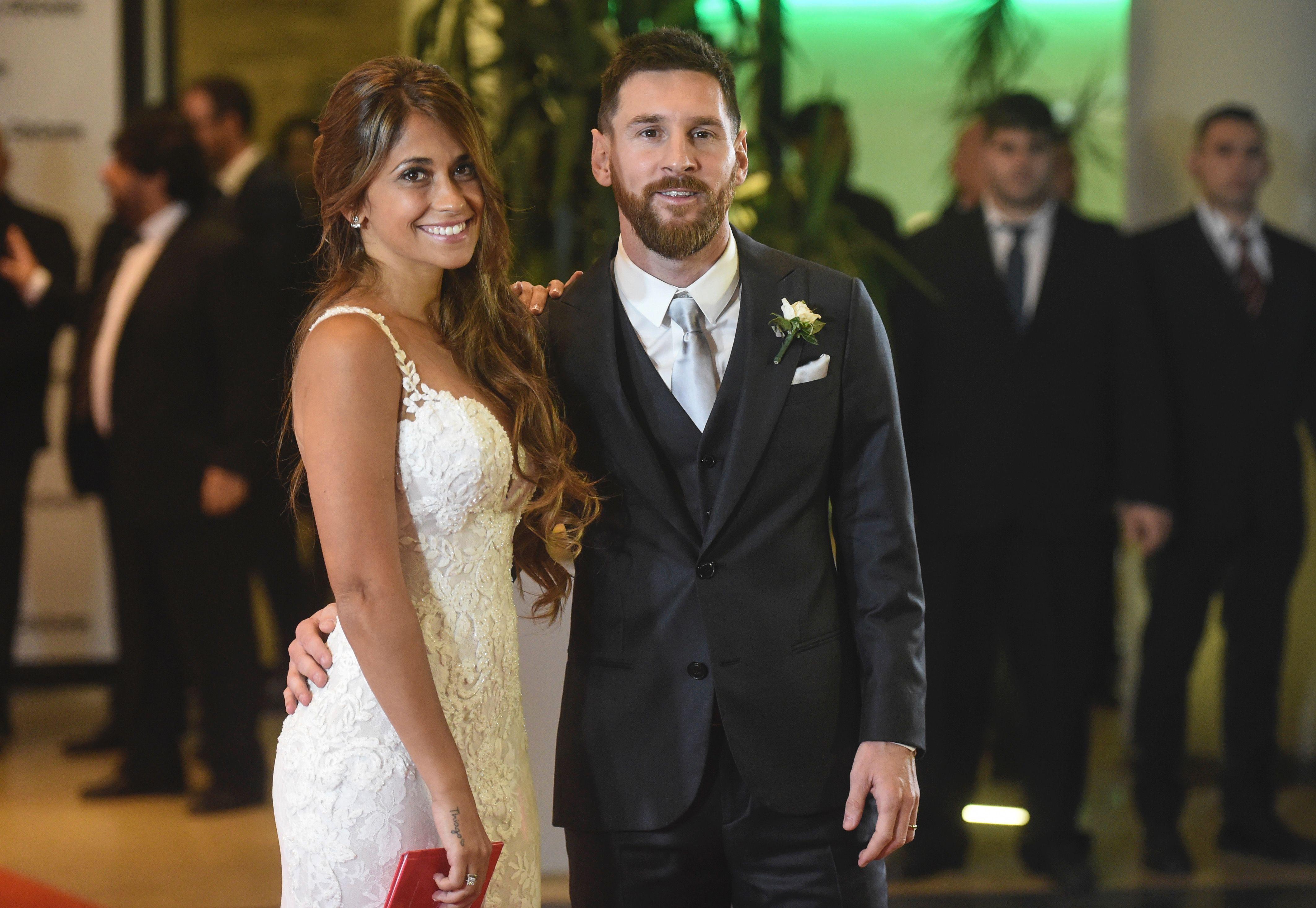 Boda Messi & Antonela