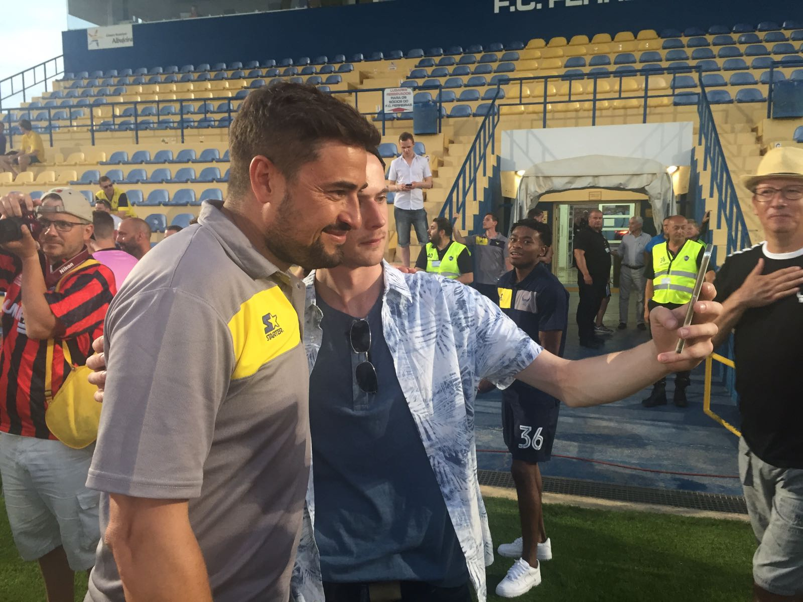 Pep Clotet – Interview Oxford United Fans
