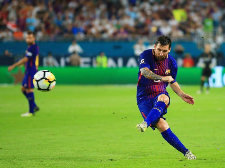 Leo Messi, nombrado mejor jugador de la Historia de la Liga