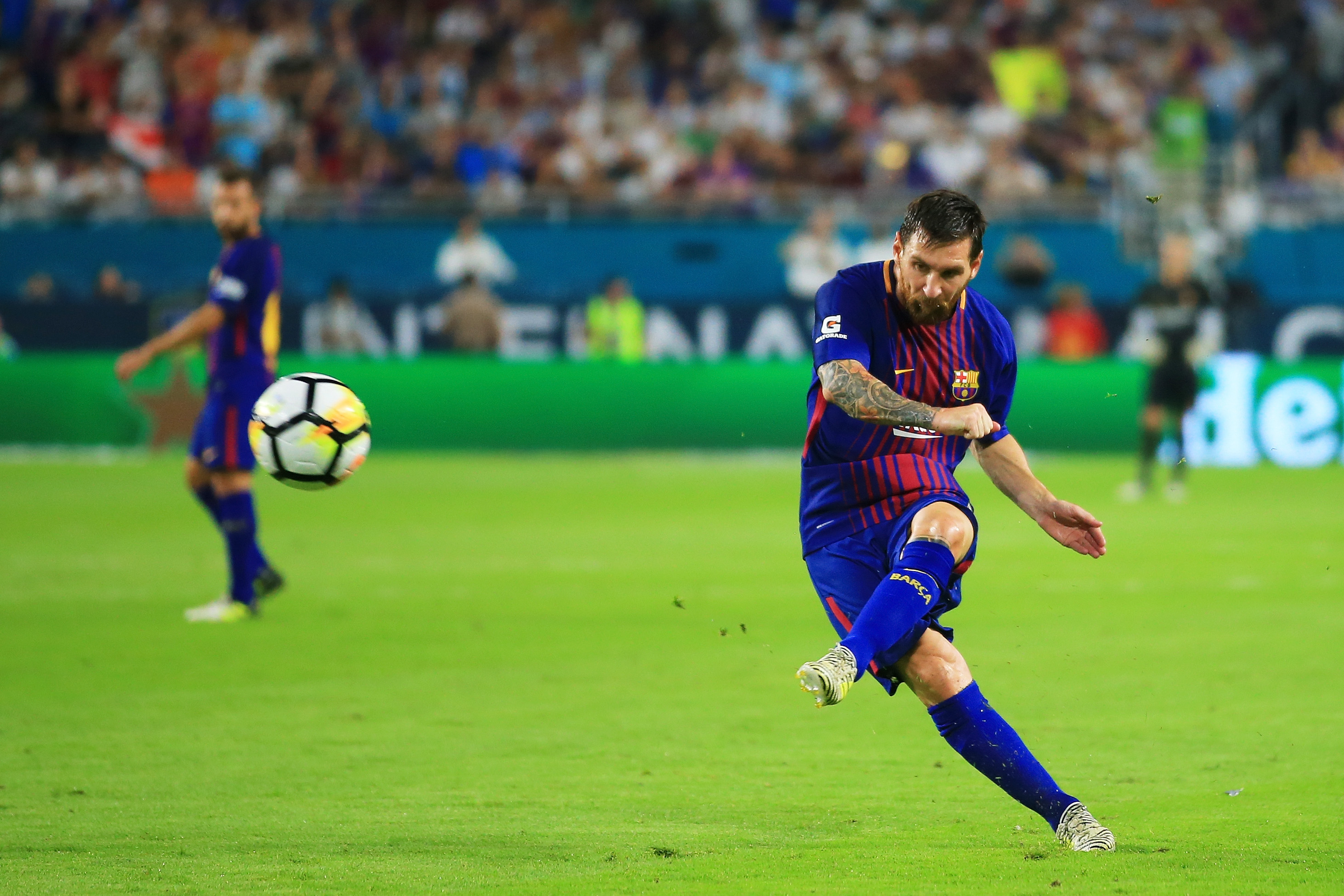 Leo Messi is the best player in LaLiga history